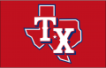 Texas Rangers 2020-Pres Cap Logo 02 iron on sticker