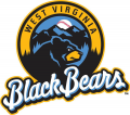 West Virginia Black Bears 2015-Pres Primary Logo iron on sticker