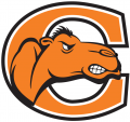 Campbell Fighting Camels 2005-2007 Primary Logo iron on sticker