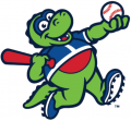 Vermont Lake Monsters 2014-Pres Alternate Logo iron on sticker