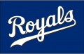 Kansas City Royals 2003-2006 Batting Practice Logo iron on sticker