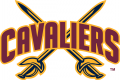 Cleveland Cavaliers 2010 11-2016 17 Alternate Logo iron on sticker