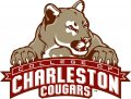 College of Charleston Cougars 2003-2012 Primary Logo iron on sticker