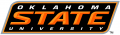Oklahoma State Cowboys 2001-2018 Wordmark Logo decal sticker
