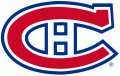 Montreal Canadiens 1947 48-1955 56 Primary Logo decal sticker