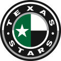 Texas Stars 2015 16-Pres Secondary Logo iron on sticker