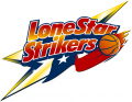 Lone Star Strikers 2013-Pres Primary Logo iron on sticker