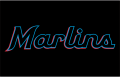 Miami Marlins 2019-Pres Jersey Logo 01 iron on sticker
