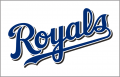 Kansas City Royals 2002-2005 Jersey Logo 02 iron on sticker