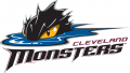 Cleveland Monsters 2016-Pres Primary Logo iron on sticker