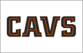 Cleveland Cavaliers 1997 98-1998 99 Jersey Logo iron on sticker