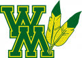 William and Mary Tribe 1974-2003 Primary Logo iron on sticker
